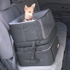 Stow And Go Pet Car Seat