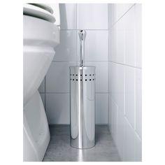 IKEA BAREN toilet brush