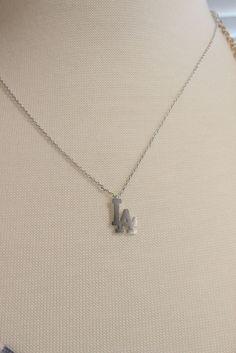 LA Dodgers Necklace