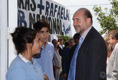 El Diputado Omar Perotti