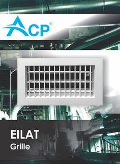 EILAT grille  ( Grila de ventilatie EILAT )   | #hvac | #acp | #manufacturer | #ventilation | #products | #romania Eilat, Air Supply, Ventilation System, Home Appliances, Crickets, House Appliances, Appliances