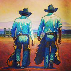 Returning home #cowboys #themagazine