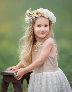 {Like Us On Facebook & Receive 15% Off Your First Purchase} Please Message Us On Facebook For Coupon Code! https://www.facebook.com/CountryCoutureAndCompany  Gorgeous Floral Halo Headband Boutique Style Flowers With Vine And Twig Leaves This Is A Tie Back Style Attached To Organza Sheer Ribbon To Control Size Best Suited For Toddlers To Adult    -CHECK SHOP ANNOUNCEMENT OR SHIPPING TAB FOR CURRENT SHIP TIME & READ SHOP POLICIES BEFORE PLACING ORDER PLEASE  -Country Couture is responsible…