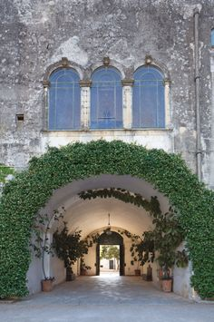 Entrance to Palazzo Ducale Guarini