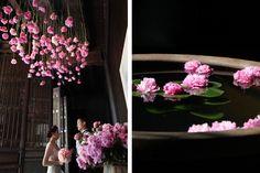 CNFlower 專欄:牡丹為證‧杭州法雲安縵婚禮  - HarpersBAZAAR.com.tw