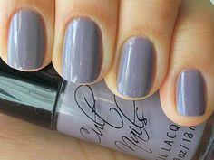 #CultNails My Kind of Cool Aid from Viva Polish! - My 1st Cult love. The only purple-gray polish I need. #JointheCult