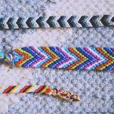 Chevron Friendship Bracelet by Kirsten Stoddard   Project   Jewelry   Kollabora