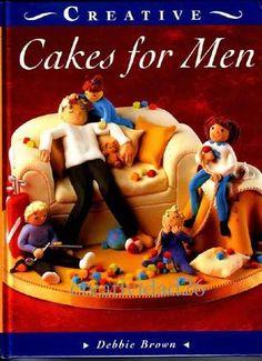Debbie Brown - Cakes for Men2