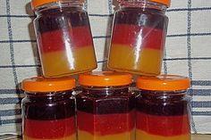 Deutschland-Marmelade (Rezept mit Bild) von Tyro | Chefkoch.de