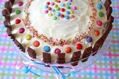 'was eigenes': Die Torte!