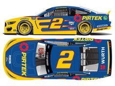 2021 #2 Team Penske paint schemes - Jayski's NASCAR Silly Season Site Discount Tires, Brad Keselowski, Classic Race Cars, Paint Schemes, Nascar, Super Cars, National Association, Seasons, Auto Racing