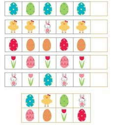 Utorrent id patched for dht Easter Games, Easter Activities, Spring Activities, Activities For Kids, Pattern Worksheet, Fete Halloween, Spring Crafts For Kids, Autism Classroom, Easter Printables