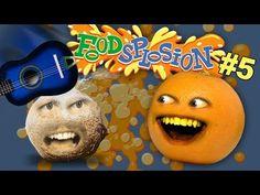 Annoying Orange - Foodsplosion #5: Coconut Ukelele (ft. Smpfilms) - http://www.viralvideopalace.com/realannoyingorange/annoying-orange-foodsplosion-5-coconut-ukelele-ft-smpfilms/