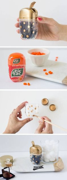 23 Life Hacks Every Girl Should Know! These are really helpful life hacks every girl should know! These can be useful during beauty emergencies and great tips to organize all girls' stuff! Lots of amazing tips you can try from organizing to transforming! Cute Crafts, Diy And Crafts, Diy Crafts For Bedroom, Easy Crafts, Diy Room Decor For Girls, Cute Diy Crafts For Your Room, Dorm Room Crafts, Cool Room Decor, Upcycled Crafts