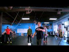 "CrossFit - ""Efficiency Tips: Muscle-ups"" with Chris Spealler (no false grip)"