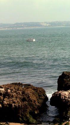 A outra margem, vista desde Oeiras