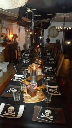 Table des corsaires