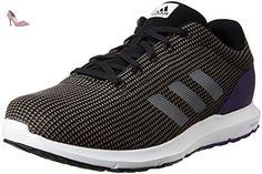 adidas cosmic m - Chaussures de course pour Homme, Noir , Taille: 42 2/3 - Chaussures adidas (*Partner-Link)