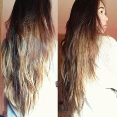 Love this hair aswell ! So long !