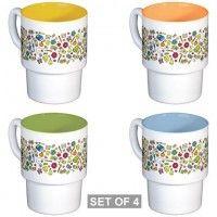 New stackable mugs :) Travel Mug, Free, Mugs, Tableware, Products, Cute Stuff, Dinnerware, Tumblers, Tablewares