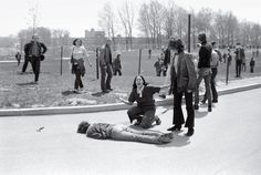 Kent State Today in History: Four Students Murdered at Kent State University (1970)