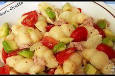 Best Italian Recipes, Beautiful Fruits, Tasty, Yummy Food, Recipe Boards, Fruit Salad, Potato Salad, Keep It Cleaner, Avocado