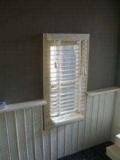 Dollhouse blinds