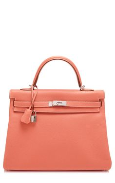35Cm Crevette Clemence Leather Retourne Hermes Kelly by Heritage Auctions Special Collections for Preorder on Moda Operandi