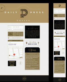 Daily Press Coffee