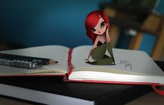 Adolie Day, illustratrice, agence Marie Bastille