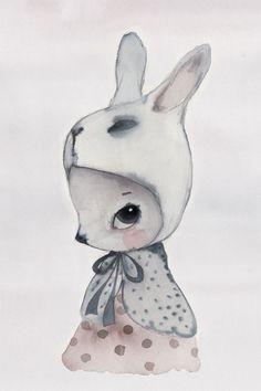 Mrs Mighetto | Children's Illustration