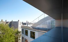 JDS Architects | Hedonistic Rooftop Penthouses