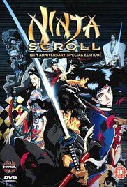 Watch Ninja Scroll Anime Movie Online. A mysterious vagabond sets out on a journey to confront his past. Little does he know he is up against a demonic force of killers, with a ghost from his past as the leader.