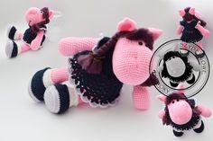 Agnieszka Mężyk, Szydełkowe Stwory, konica www.polandhandmade.pl #polandhandmade #crochet #amigurumi