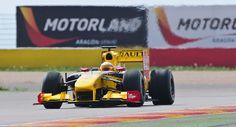 World Series by Renault en Motorland Aragón en Alcañiz. Un espectáculo irrepetible. http://www.turismoruralbajoaragon.com/