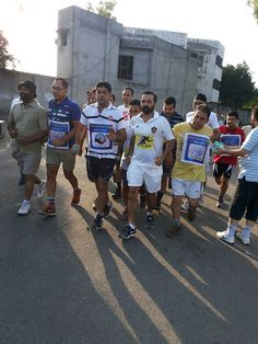 Moga Vishal Lions Club (India) | Lions held a rally for a noble Cause To Donate Eyes