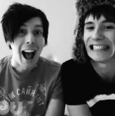 Danisnotonfire amazingphil. They are the best!