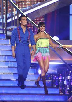 Dancing with the Stars: All-Stars  Apolo Anton Ohno and Karina Smirnoff