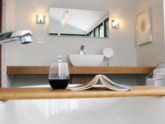 bathtub caddy | Cherry Bathroom Counter & Bathtub Caddy | Blisscraft Bathtub Caddy, Double Vanity, Counter, Cherry, Mirror, Bathroom, Furniture, Home Decor, Bath Room