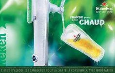 Heineken - Givre Saga, Prints, Heineken