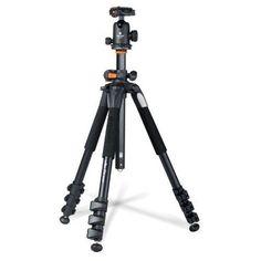Camera Tripod Kit Alta Pro Aluminum Lightweight Flexibility Stability Deluxe NEW