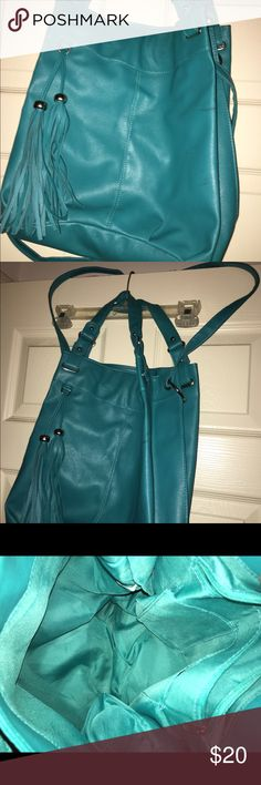 purse Great teal shoulder bag. Very roomy. Bags Shoulder Bags