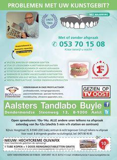 Uw krak op tandtechnisch vlak...#tandlabo Buyle