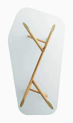 Otto Table by Paolo Cappello