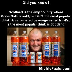 Not after they started taxing it. For fuck sake I'm so pissed. They had to fucking tax irn bru.