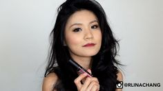"""[Product Review] La Girl Flat Finish Pigment Gloss """"Rebel"""" #lipstick #lagirl #review #beauty #makeup #tips Follow: http://instagram.com/rlinachang"""