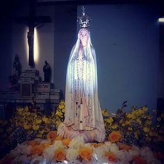 13 de Maio de 2015. Nossa Senhora de Fátima. Eugênio de Melo. Brasil.
