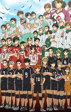 Haikyuu!! | HQ!!