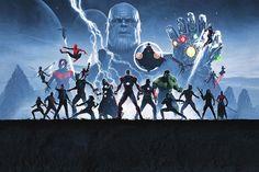 Wallpaper Marvel Cinematic Universe, Avengers Endgame • Wallpaper For You HD Wallpaper For Desktop & Mobile