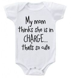 e88551fffef3 763 Best Funny Baby Onesies images in 2019